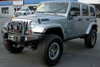 Custom Jeep Wrangler Unlimited for Sale 2013 Billet