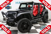 2015 Used Jeep Wrangler Unlimited CUSTOM JEEPS at Haims Motors …