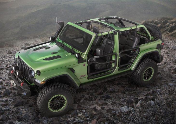 Mopars Custom Jeep Wrangler Rubicon Will Take You Anywhere You …