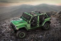 Look at This Ridiculously Awesome Custom Jeep Wrangler From Mopar …
