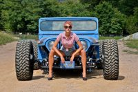 Levis CJ Jeep Hot Rod – ThrottleXtreme