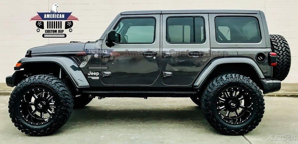 Custom Jeep Wrangler Dallas All New Car Release Date 2019 2020