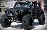 ARM AUTO CUSTOM – U.S.A. – JEEP WRANGLER RUBICON – UNLIMITED …