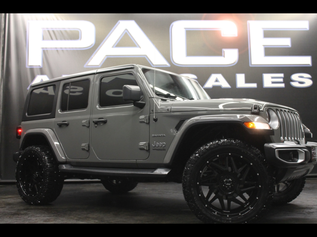 Used 2019 Jeep Wrangler Unlimited Sold in Hattiesburg MS '402 …