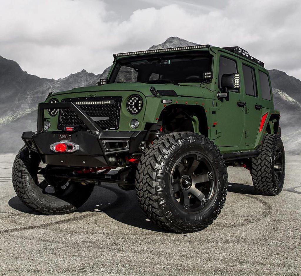 starwoodmotors Custom Jeep  blacklist starwoodmotors jeep by …