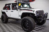 2018 Jeep Wrangler Rubicon Recon Unlimited White