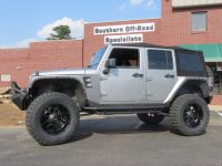 Lifted and Jacked Up Jeep Wranglers for Sale in Metro Atlanta Georgia