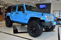 2017 Jeep Wrangler Unlimited Custom Lifted Sahara for sale near …