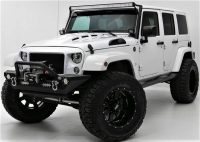 2015 Jeep Wrangler Unlimited Sahara CUSTOM Build In Fort …