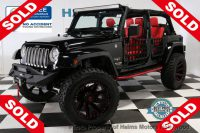2018 Used Jeep Wrangler JK Unlimited CUSTOM JEEP at Haims Motors …