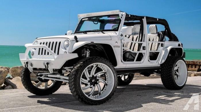 2015 Jeep Wrangler Custom 4×4 Lifted for Sale in Southfield …