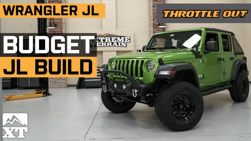 Lifted Jeep Wrangler JL Budget Build   Daily Driven Custom Jeep …