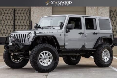 Custom Jeep Vehicles for Sale in Dallas TX