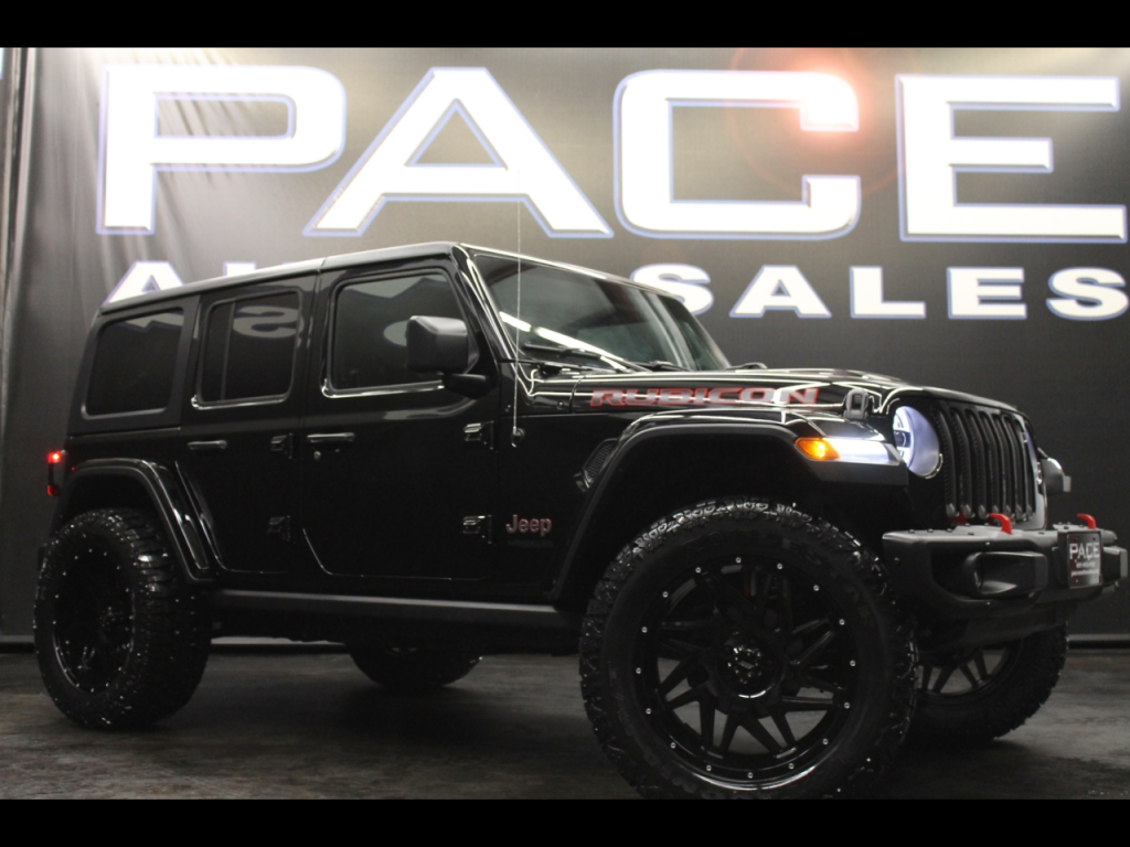 Used 2018 Jeep Wrangler Unlimited Rubicon 4X4 Lifted Custom for …