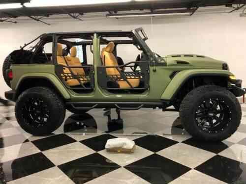 Jeep Wrangler Unlimited Custom Abrams Jeep Wrangler 4 Door 24s …