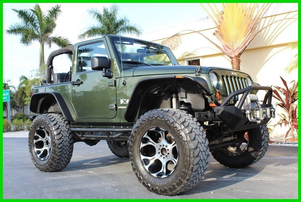 eBay 2007 Jeep Wrangler X 2007 CUSTOM JEEP WRANGLER LIFTED 38 …