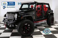 2018 Used Jeep Wrangler JK Unlimited CUSTOM JEEP at Haims Motors …