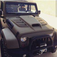 JEEP Wrangler Force www.asautoparts.com  Jeep cars Jeep Custom jeep