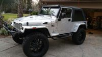 Jeep Wrangler TJ  LJ Custom Hood completed.  2006 jeep wrangler …