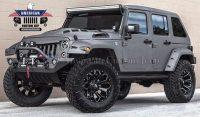 2017 Jeep Wrangler Custom Unlimited Sport Utility 4-Door 2017 …