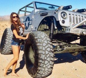 z3e jeep girls 08 04 17 600 0 Dirty hot Jeep chicks are back 58 …