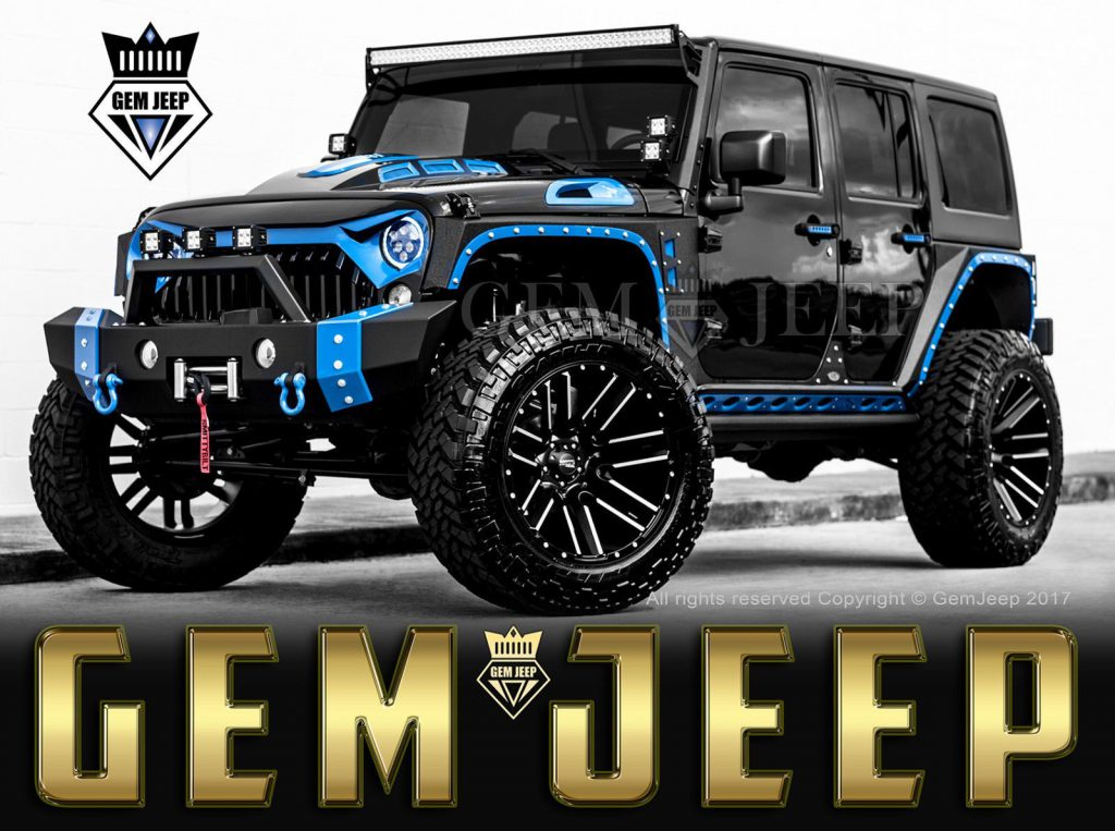 2017 Jeep Wrangler Fully Customized Unlimited Sport Utility 4-Door …