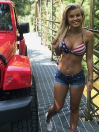 Pin on Girls and their Jeeps subject matter too HOT not to have …