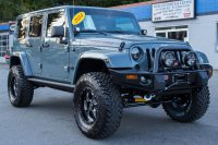 2014 Custom Jeep Wrangler Rubicon in Anvil