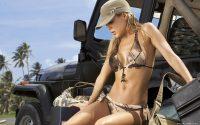 Hot Jeep Girls wallpaper  980517