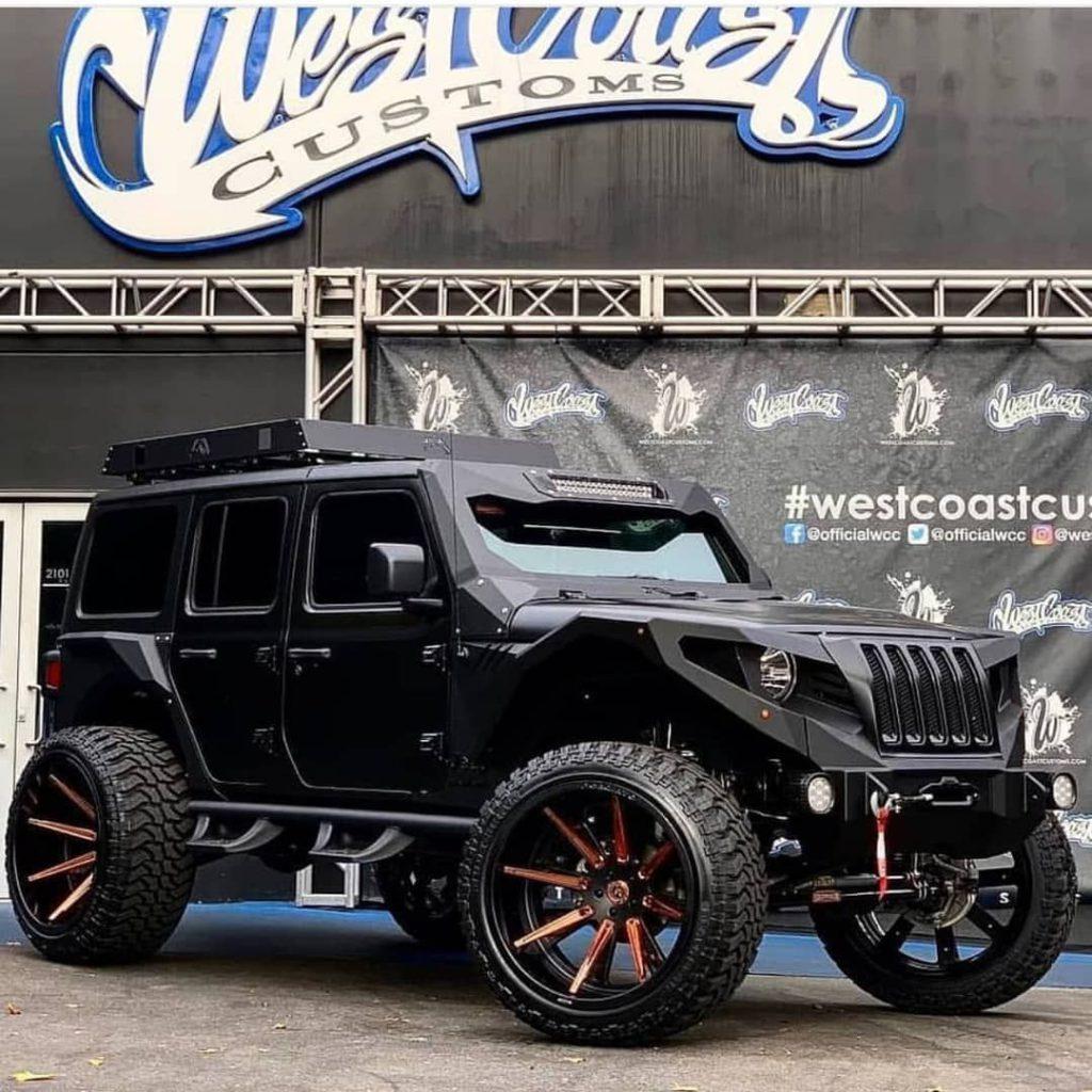 Via westcoastcustoms . . . . jk jeep wrangler offroad  red …