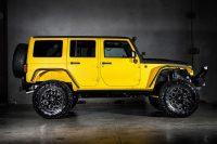 Custom Jeep Wrangler Yellow Jacket  Jeep wrangler Jeep suv Jeep …