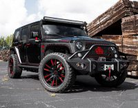 VELLANO VKU Wheels  Custom Rims  Custom jeep wrangler
