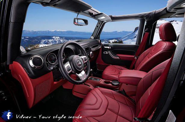 Image result for custom jeep wrangler interior  Jeep wrangler …