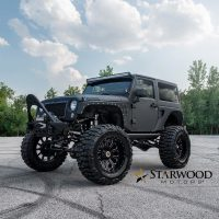 2 Door Starwood Custom Jeep. starwoodcustoms starwoodmotors …
