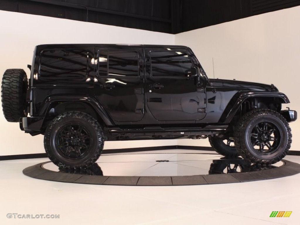 Jeep Wrangler Unlimited Custom 14  Custom jeep wrangler Jeep …