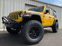 Yellow Jeep Rubicon – for Sale  Cape Fear Customs