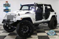 2018 Used Jeep Wrangler JK Unlimited Custom Jeeps at Haims Motors …