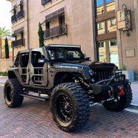 VIA vegasjeep . . . . jk jeep wrangler offroad red …