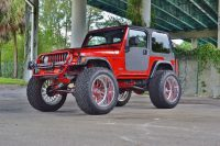 sharp 1997 Jeep Wrangler Custom TJ SPORT monster  Custom jeep …