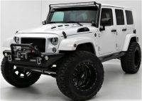 Custom Jeeps For Sale Greeley  Custom Jeep Wranglers For Sale