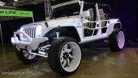 WhipAddict Custom Jeep Wrangler on 26×14 Azioni Forgiatos by …
