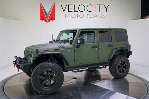 Jeep Wrangler For Sale – duPont REGISTRY