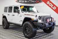 Custom Lifted 2020 Jeep Wrangler Unlimited Rubicon JL Bright White …