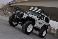 2012 JEEP WRANGLER CUSTOM SUV –