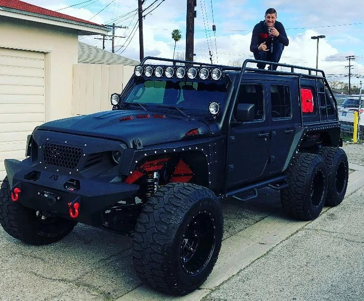 CUSTOM JEEP KINGS – Jeep Custom Custom Jeep Jeep Wrangler