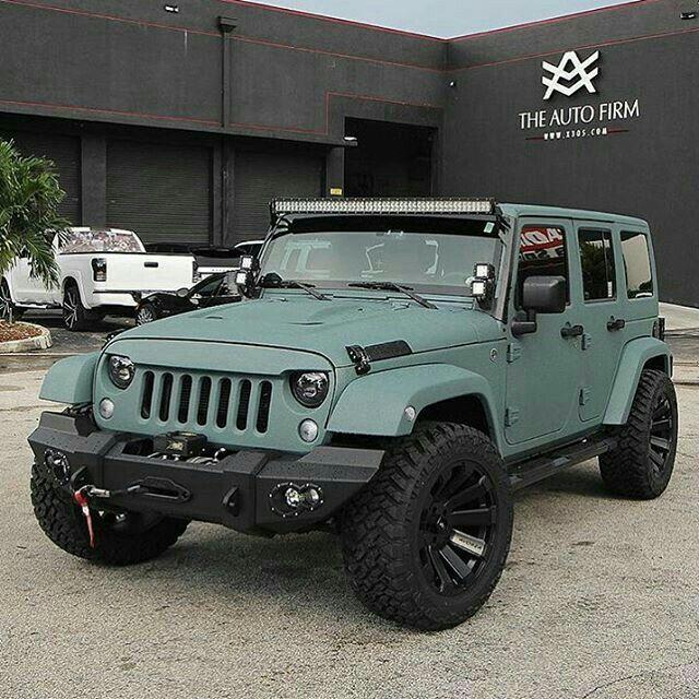 New Jeep  Custom jeep Jeep Jeep cars