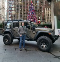 Nexen Presents Veteran With Custom Jeep – Suppliers – Modern Tire …