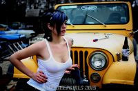 Dirty Jeep Girls 2015 Calendar Mad Max Jeep Build  Indiegogo