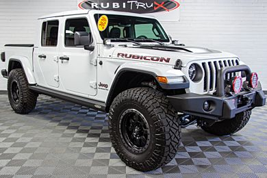 Custom Lifted Jeep Wranglers  Gladiators for Sale at RubiTrux …