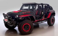 Win a Custom BLKMTN 2019 Jeep Wrangler Rubicon plus 15000 for Taxes